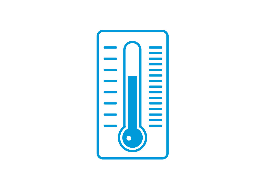 illustration thermometer